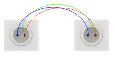 Installation prise lectrique comment installer une prise de courant - Brancher une prise de courant ...