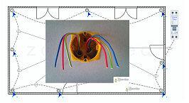 Installation prise lectrique comment installer une prise de courant - Comment installer une prise electrique ...