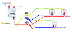 Installation prise lectrique comment installer une prise - Installer une prise de terre maison ...